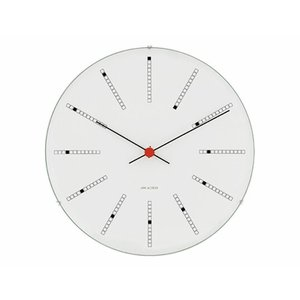 ROSENDAHL Arne Jacobsen アルネ ヤコブセン Bankers Clock 290mmウォールクロック バンカーズ 290mmローゼンダール壁掛時計インテリアギフトリビング|bricbloc