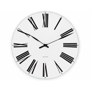 ROSENDAHL Arne Jacobsen アルネ ヤコブセンウォールクロック ローマン 210mmローゼンダール壁掛時計インテリアギフト日本製クオーツ文字盤ローマ数字|bricbloc