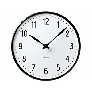 ROSENDAHL Arne Jacobsen Station Clock 210mmアルネ・ヤコブ...