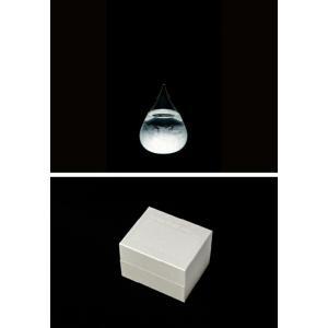 Tempo Drop mini テンポドロップ ミニ Perrocaliente ペロカリエンテ ストームグラス 天候予測器 結晶化現象インテリア雑貨リビング 玄関デザイナーズ雑貨ギフト|bricbloc