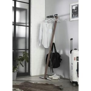 DUENDE/デュエンデ DELTA oil stain finishedコートハンガーデザイナーズ家具インテリア送料無料立て掛け式洋服 バッグ 帽子リビング 玄関|bricbloc