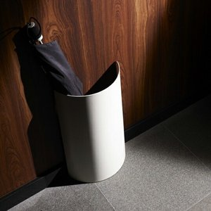DUENDE/デュエンデ MUKOU / Umbrella stand WHITE / GREYアンブレラスタンド傘立て玄関インテリア|bricbloc