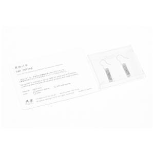 kyouei design 共栄デザイン ear spring S 耳のバネ Sプラチナアクセサリージュエリー工業用バネプレゼントギフトピアスファッション|bricbloc