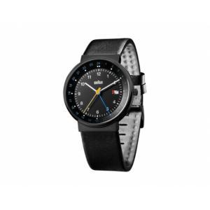 BRAUN/ブラウン メンズウォッチ BN0142 ブラック×ブラック腕時計 受注商品 ギフト プレゼント 送料無料 専用アクリルボックス付|bricbloc
