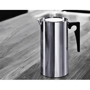 stelton/ステルトンAJプレスコーヒーメーカー真っ直ぐな円筒形のコーヒーメーカープレス方式 浸漬法二重構造 保温性アルネ ヤコブセンシリンダラインシリーズ|bricbloc