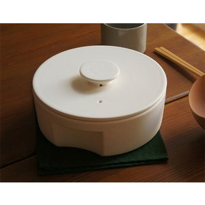 Ceramic Japan/セラミックジャパン土鍋 do-nabe Sサイズ秋田道夫伝統技術が生かされた土鍋直火用(高耐熱)素材オーブンや電子レンジにも対応2人用に|bricbloc