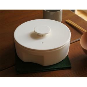 Ceramic Japan/セラミックジャパン土鍋 do-nabe Lサイズ秋田道夫伝統技術が生かされた土鍋直火用(高耐熱)素材オーブンや電子レンジにも対応 大人数に|bricbloc