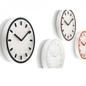 MAGIS Tempo(テンポ)深澤直人 (Naoto Fukasawa)壁掛時計インテリア送料無料リビングダイニングギフト プレゼントシンプルデザインプラスチック製|bricbloc
