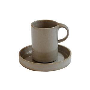 Ceramic Japan/セラミックジャパンモデラート ハイカップ&ソーサー指にフィットするような形状の持ち手が特徴的キッチン用品ギフトオーブン 食洗機|bricbloc