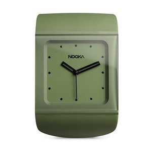 NOOKA ZUB ZAN 40 Olive/オリーブ腕時計デザイナーズウォッチアナログウォッチ男女兼用ファッションギフトリストウォッチユニセックス正規品メーカー保証1年|bricbloc
