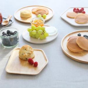 食卓が楽しくなるようなおうち型のプレート ACACIA PLATE HOUSE Mサイズ|bricbloc|04