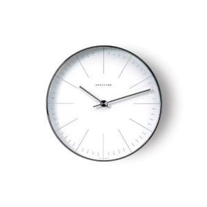 Max Bill  モデル367 6046 Line30  ウォールクロック 壁掛時計 受注生産品|bricbloc