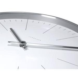 Max Bill  モデル367 6046 Line30  ウォールクロック 壁掛時計 受注生産品|bricbloc|02
