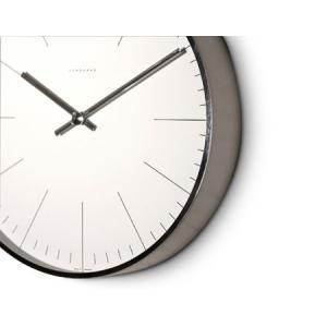 Max Bill  モデル367 6046 Line30  ウォールクロック 壁掛時計 受注生産品|bricbloc|03