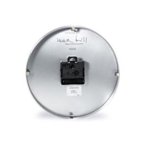 Max Bill  モデル367 6046 Line30  ウォールクロック 壁掛時計 受注生産品|bricbloc|04