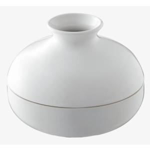 KATORI POT WHITE 蚊取り用ポット ホワイト 巻蚊取り線香専用 陶器製|bricbloc|06