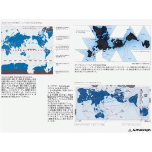 AuthaGraph World Map ポスター|bricbloc|04