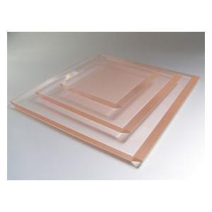 CLEAR WOOD PLATE SQUARE Lサイズ bricbloc 03