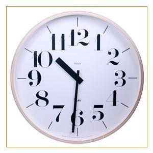 Riki Clock WR-0401(Large) 壁掛時計 渡辺力|bricbloc