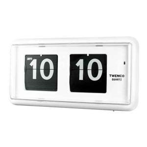 Twemco QT-30 置時計 パタパタ式のクロック bricbloc 02