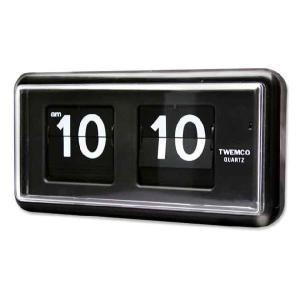 Twemco QT-30 置時計 パタパタ式のクロック bricbloc 03