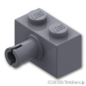 レゴ パーツ ばら売り ブロック 1 x 2 - ピン:ダー...