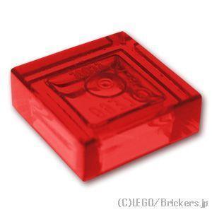レゴ パーツ ばら売り タイル 1 x 1 フラット:トラン...