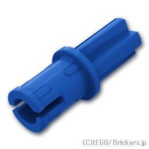 レゴ ばら売りパーツ テクニック 軸 - コネクターペグ:(ブルー)