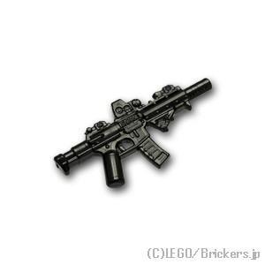 ●レゴ カスタムパーツ ●商品名:アサルトライフル ハニーバジャー ●色:[Black / ブラック...