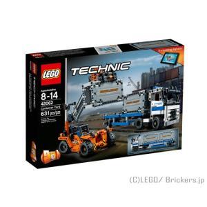 レゴテクニック コンテナトラック& ローダー  42062