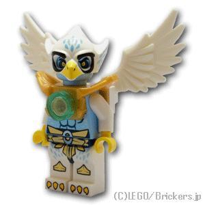 レゴ ミニフィグ エキラ  LOC010