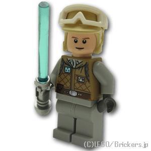 レゴ(LEGO) スター・ウォーズ ミニフィグ ルーク・スカイウォーカー - ホス【SW098】  ...