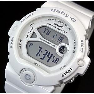 CASIO Baby-G カシオ ベビーG for running / フォー・ランニング レディース腕時計 ホワイト 海外モデル BG-6903-7B