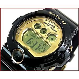 CASIO / G-SHOCK / Baby-G カシオ / Gショック / ベビーG 腕時計 ペアウォッチ ブラック/ゴールド 国内正規品 GD-X6900FB-1JF/BG-6901-1JF|bright-bright|03