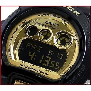 CASIO / G-SHOCK / Baby-G カシオ / Gショック / ベビーG 腕時計 ペアウォッチ ブラック/ゴールド 国内正規品 GD-X6900FB-1JF/BG-6901-1JF|bright-bright|05