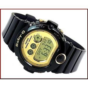 CASIO / G-SHOCK / Baby-G カシオ / Gショック / ベビーG 腕時計 ペアウォッチ ブラック/ゴールド 国内正規品 GD-X6900FB-1JF/BG-6901-1JF|bright-bright|06