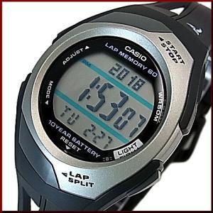 CASIO PHYS カシオ フィズ タフバッテリー10モデル ランニングウォッチ 腕時計 ボーイズサイズ ブラック 海外モデルSTR-300C-1