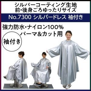 エクセル No.7300 シルバードレス 袖付き (カット&パーマ&シャンプー) EXCEL bright08