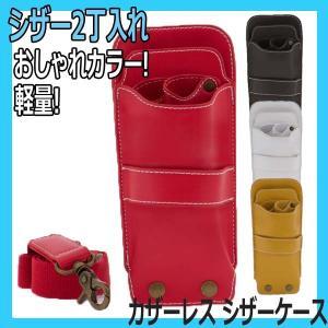 PASSION カザーレス 本革シザーケース シザー2丁入れ オシャレ&スリム&シンプル&軽量!|bright08