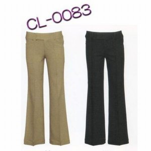 キャララ ユニフォーム パンツ 女性用 (CL-0083) Calala|bright08