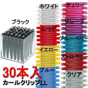 カールクリップLL 102mm 30本入(マグ)|bright08