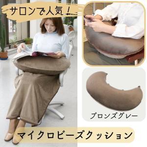 ニシダ マイクロビースクッション サロンで人気 雑誌も読めるリラックス抱き枕|bright08