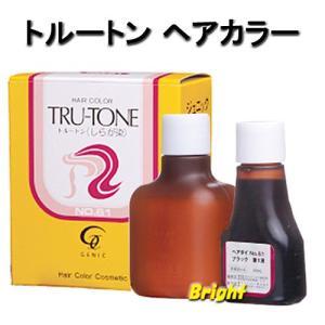 資生堂 GE(ジェニック) トルートン ヘアカラー (1組入)白髪染め|bright08