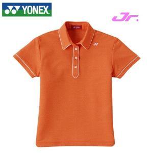 【ヨネックス】YONEX ジュニアレディース 半袖ポロシャツ GWS5068J |bright1ststage