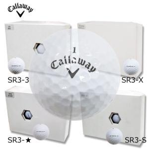 キャロウェイ SR-3 プロ支給モデル ゴルフボール 1ダース(12球) ホワイトパッケージ [Callaway Golf Ball] USモデル|bright1ststage