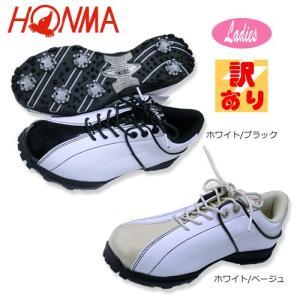 本間ゴルフ(ホンマ) レディース  ゴルフシューズ SS-5302 [HONMA GOLF LADI...