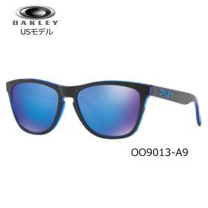 オークリー サングラス フロッグスキン エクリプス コレクション【OO9013-A9】(ECLIPSE BLUE/SAPPHIRE IRIDIUM) [FROGSKINS ECLIPSE COLLECTION] USモデル|bright1ststage