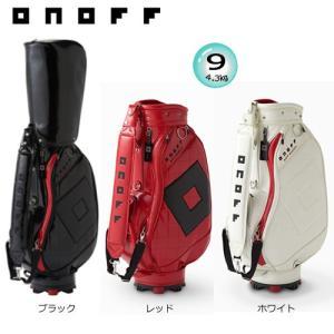 オノフ 9型(4.3kg) キャディバッグ OB0917 [ONOFF CADDIE BAG OB0917]|bright1ststage