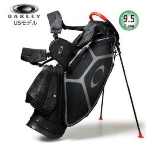 オークリー 9.5型 軽量(2.9kg) フェアウェイ ゴルフ スタンドバッグ 92541-001 USモデル|bright1ststage
