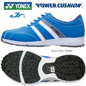 ヨネックス パワークッション ジュニア用 スパイクレス ゴルフシューズ SHG-704J|bright1ststage